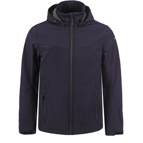 Icepeak Lukas Softshell Jacket Men black/black